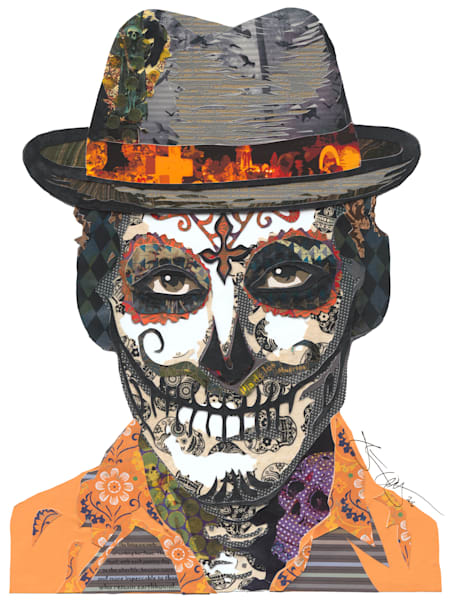DAY OF THE DEAD MALE