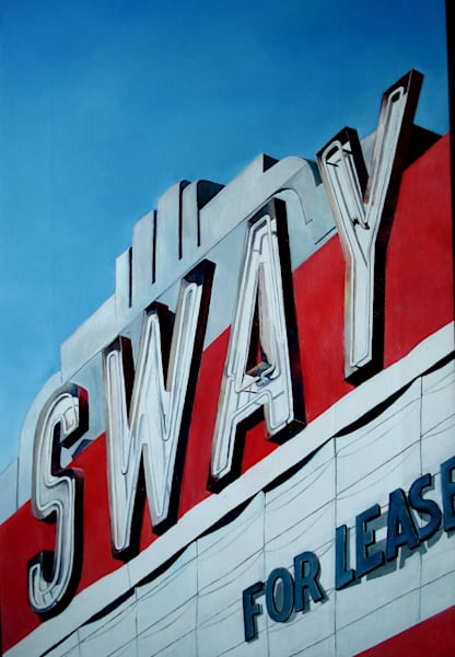 Sway by Brigitte Nowak | SavvyArt Market original art
