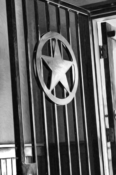 Lone Star Wrought Iron DSC0954BW