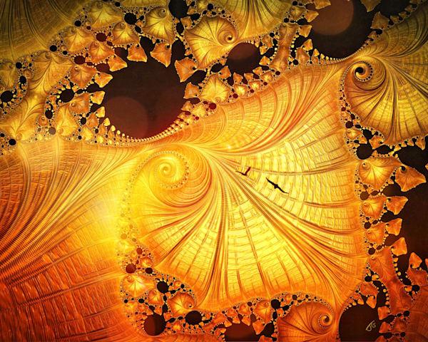 Fractal One Golden Flight