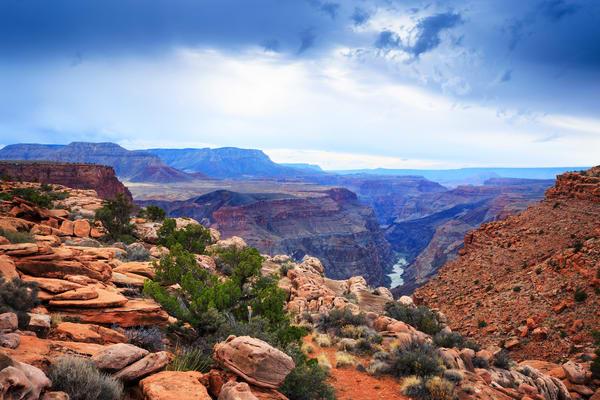 Toroweap Grand Canyon Landscape Art Prints