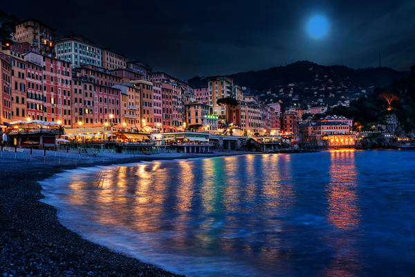 Blue Moon over Camogli_9987
