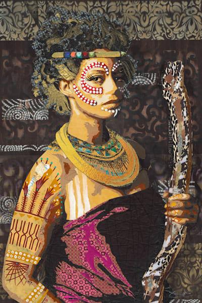 Africa Art | Made by Kristi