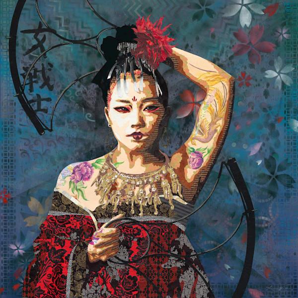 Asia  Art | Made by Kristi