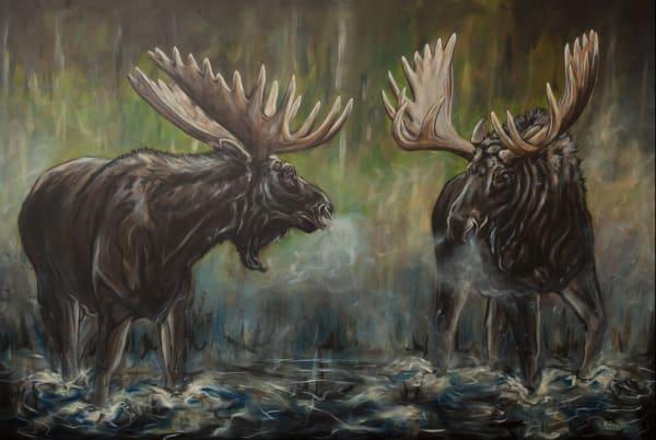 Kings Battle Art | Amy Keller Rempp Art
