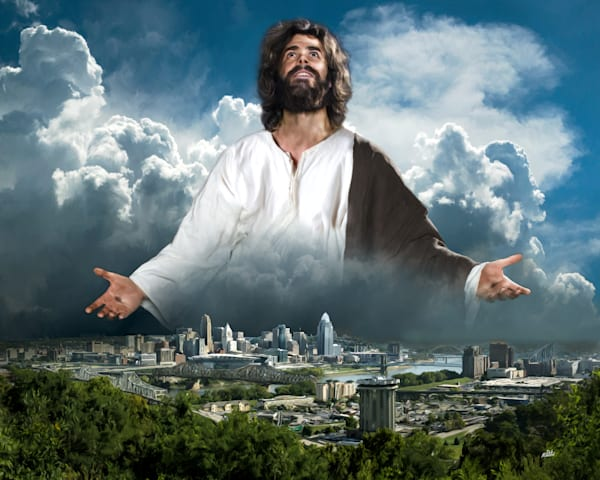 Jesus and Cincinnati