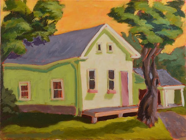 Old House, Whitevale Art | Keith Thirgood