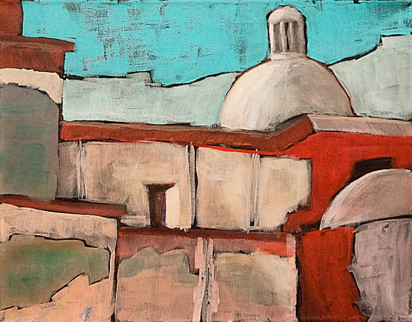 Spanish Mission, Arizona Art | Keith Thirgood