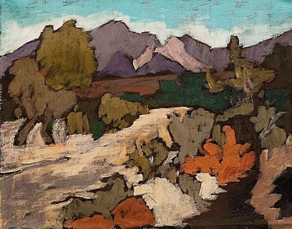 Arizona Desert View Art | Keith Thirgood