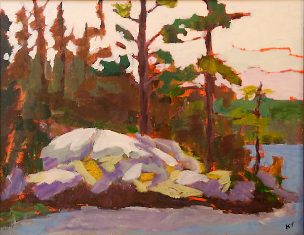 Canadian Shield, Halliburton Art | Keith Thirgood