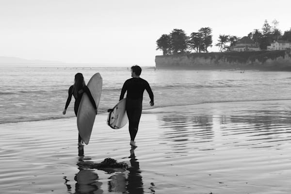 12x16 Surfers On Paper | HFA print gallery