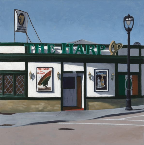 The Harp Irish Pub | Milwaukee, WI | Fine Art Print
