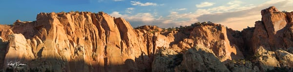 Red Rock Panorama Photography Art | Images2Impact