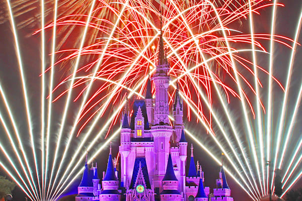 Magic Kingdom Photographs - Fine Art Prints on Canvas, Paper, Metal & More