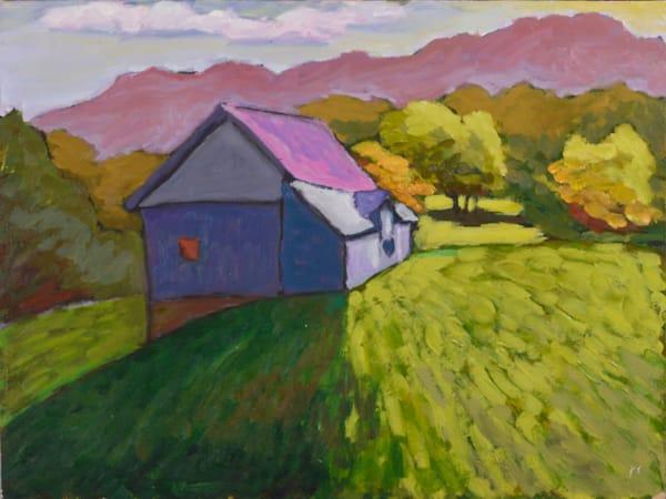 Ontario Barn, Halliburton Art | Keith Thirgood