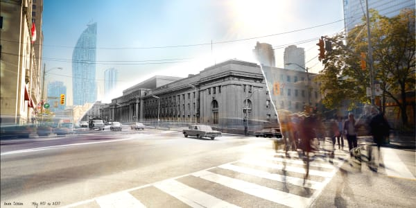 Past Present - Union Station
