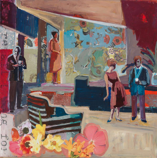 Art for Sale that is about the mid century home and family.