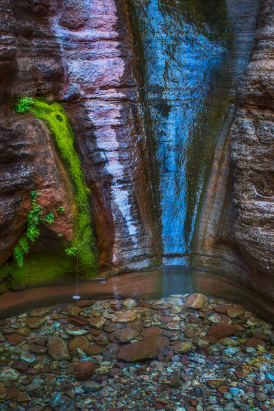 Whispering Falls | Kanab Creek