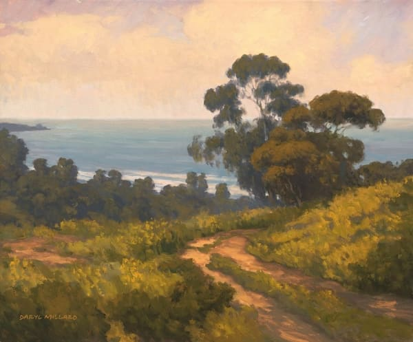 Overlooking The Bay  Art | Daryl Millard Gallery LLC