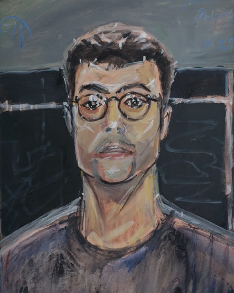Portrait of Phil