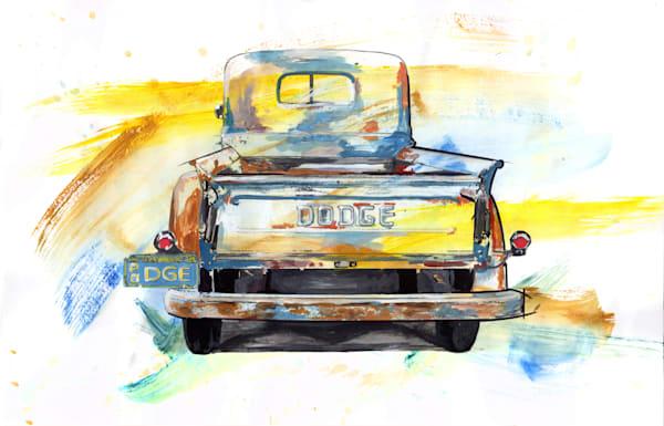 Rusty Dodge 1