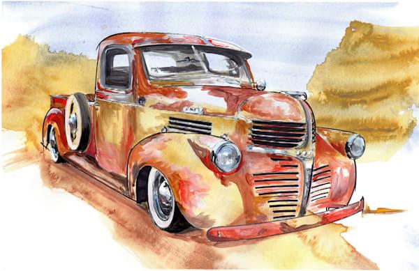 48 dodge truck rust 4