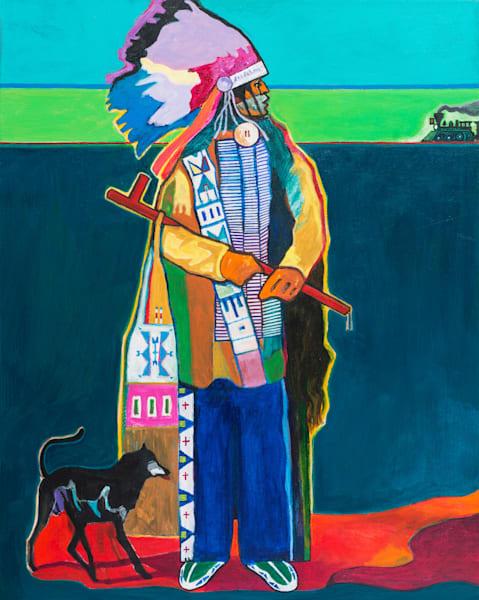 John Nieto 1869 | Southwest Art Gallery Tucson | Madaras