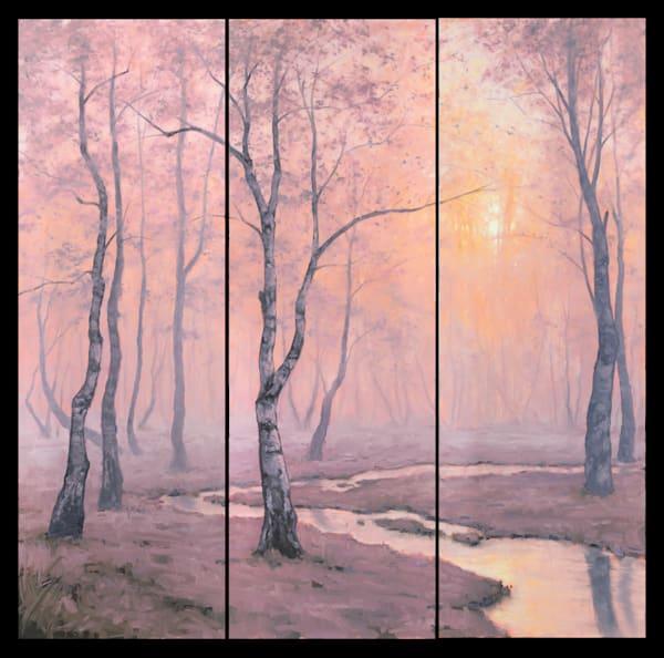 Winter Warmth   Sold Art   Michael Orwick Arts LLC