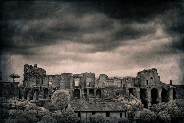 Circus Maximus Rome 6199 Photography Art | Bridget Karam Photography