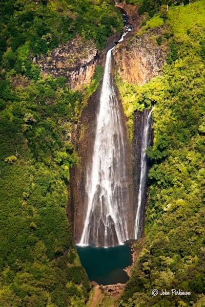 Manawaiopuna Falls, Kauai'i
