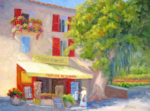 Postcards from Provence