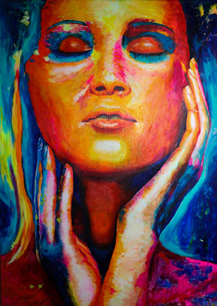 Acceptance And Love by Anke Weimer | Prophetics Gallery