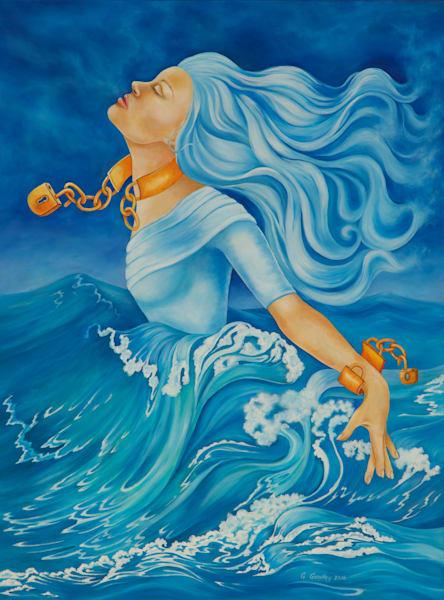 """Liberty"" by Geri Gawley   Prophetics Gallery"