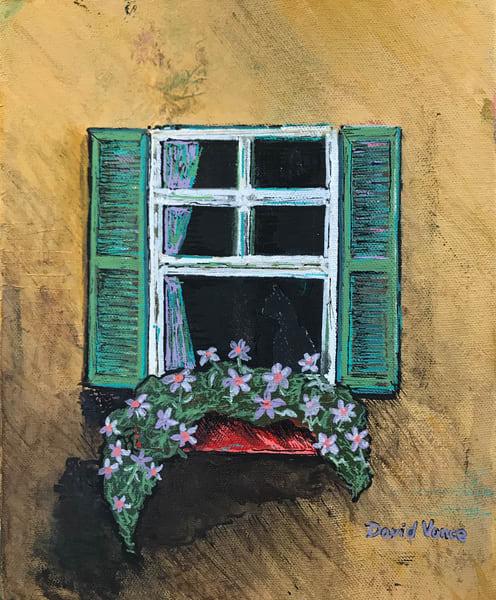 Window Box 6 Art | DavidPVance Prints