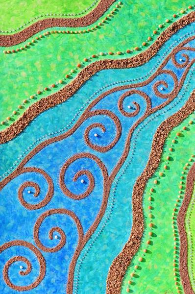 Deep Currents Art | Jill Lena Ford Art