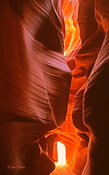 Antelope Canyon, near Page, Arizona