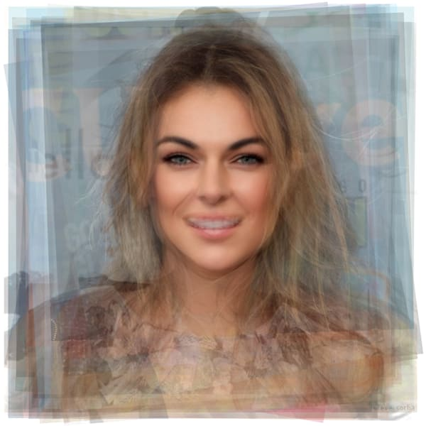 Overlay art – contemporary fine art prints of Serinda Swan.