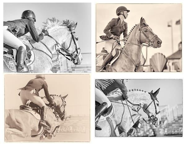 Folio - Equestrian Grand Prix Showjumping desat