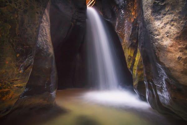 Final Chamber Falls Photography Art   Derrick Snider Imagery