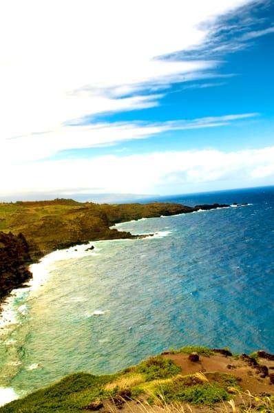 Cliffs of the Maui Coast