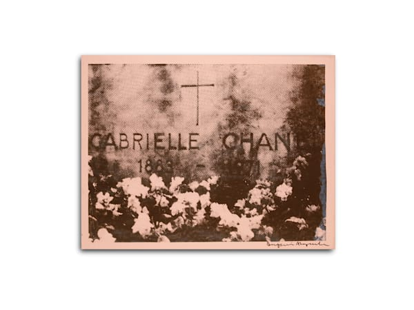 Untitled Chanel Gravesite Light Pink