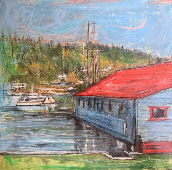 Gig Harbor Netshed