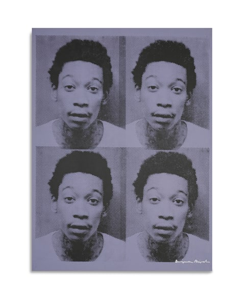 Mugshot Wiz Khalifa Purple