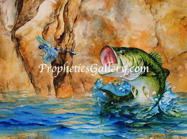 """Escaped"" by Thomas Seagrave Chapman | Prophetics Gallery"