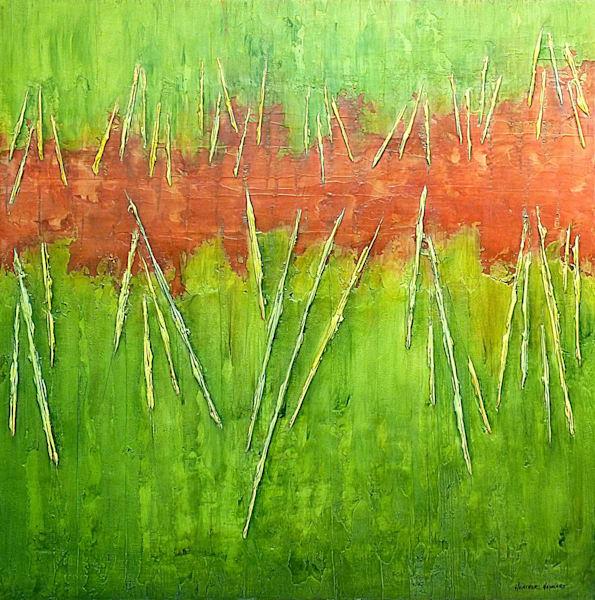 Makes Us Stronger   Original Painting Art | Heather Haymart Fine Art
