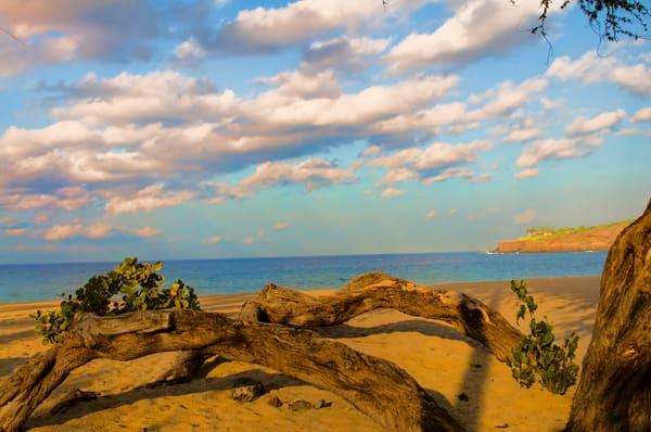 Driftwood Lanai Beach in the Morning