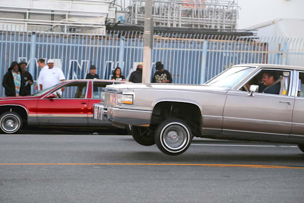 Cruising on Broadway 6909