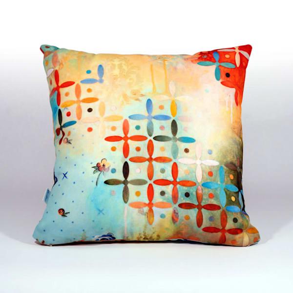 Aspirational Art Pillow - Heather Robinson Fine Art