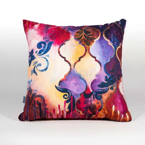Mellifluous Art Pillow - Heather Robinson Fine Art