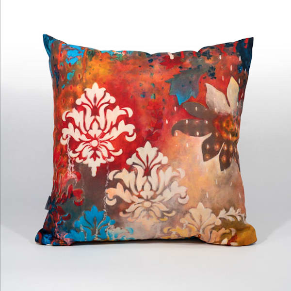 Stately Art Pillow - Heather Robinson Fine Art